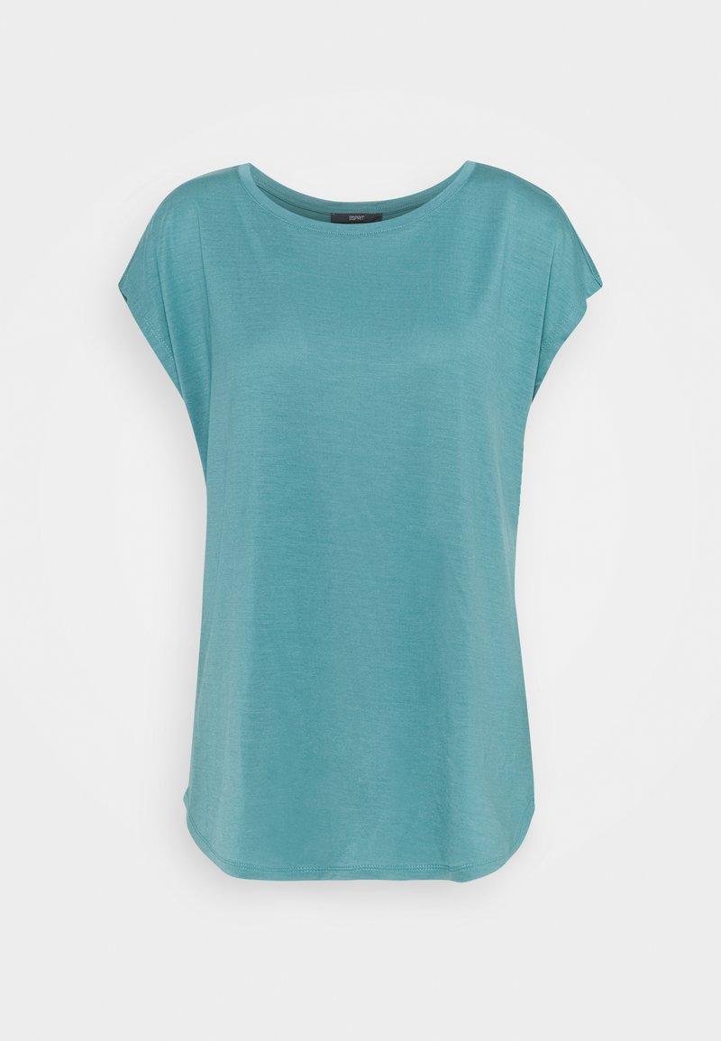 Esprit Collection - Basic T-shirt - dark turquoise