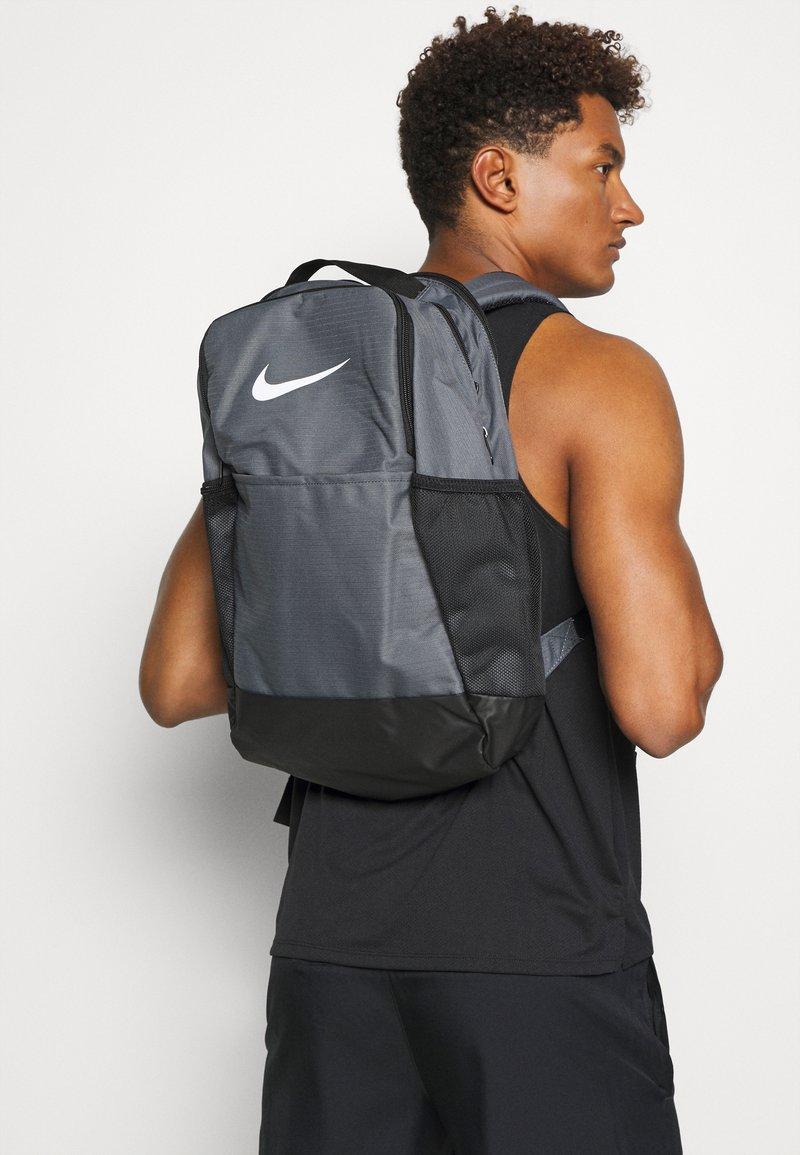 Nike Performance - Rucksack - flint grey/black/white