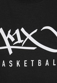 K1X - HARDWOOD - Print T-shirt - black - 2