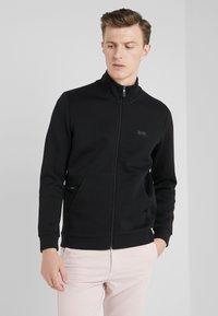BOSS - SKAZ  - Zip-up hoodie - black - 0