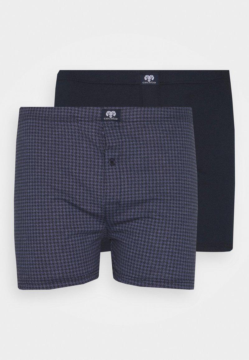 Ceceba - 2 PACK - Boxer shorts - blue