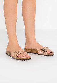 Birkenstock - MADRID - Mules - metallic copper - 0