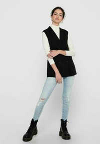 ONLY - Waistcoat - black - 1
