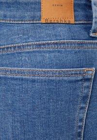 Bershka - MIT HOHEM BUND  - Jeans Skinny Fit - blue - 5