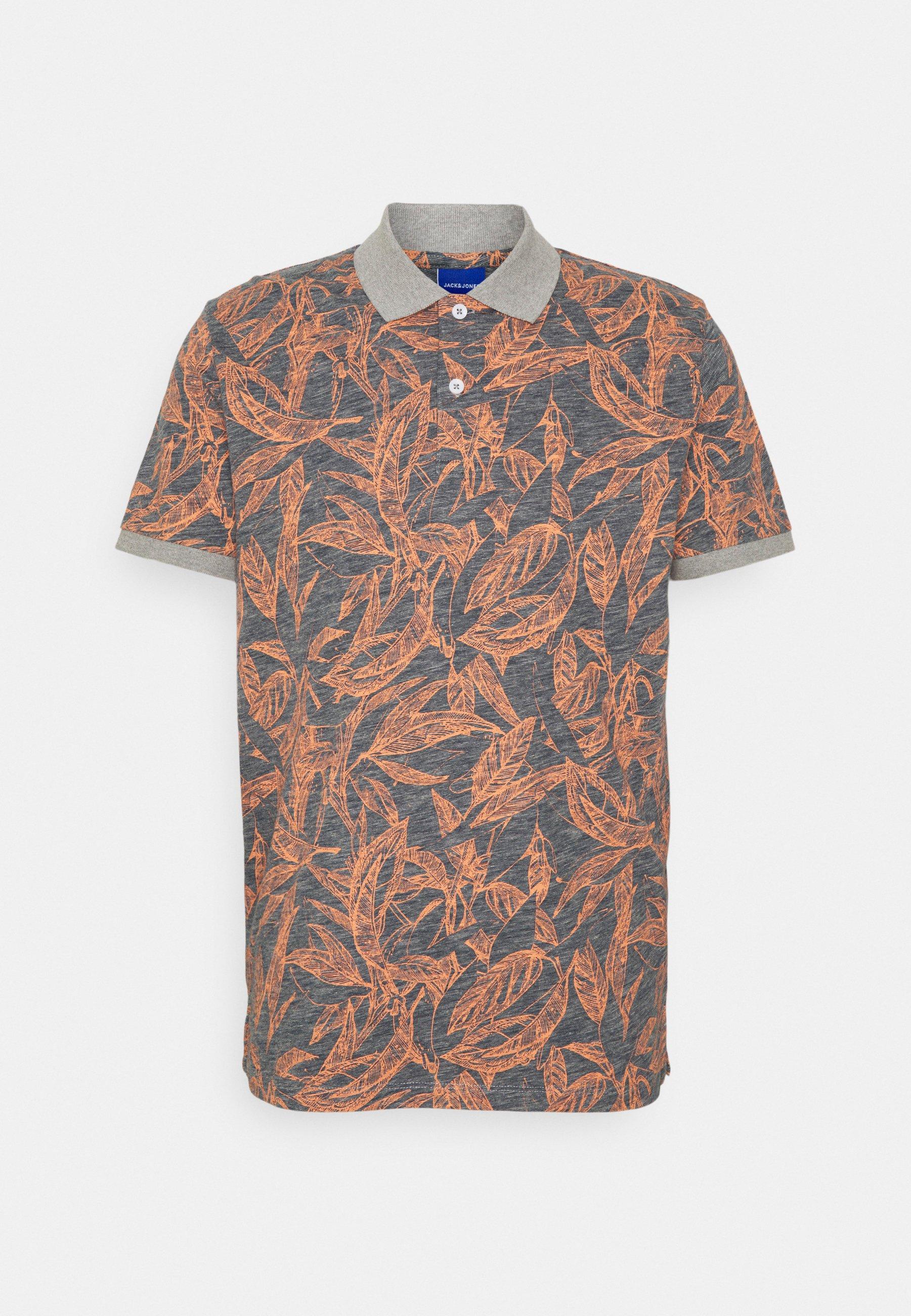 Men JORLEFO  - Polo shirt