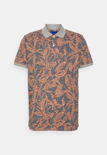 JORLEFO  - Polo shirt - light grey melange
