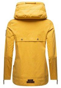 Navahoo - Light jacket - yellow mustard dots - 1