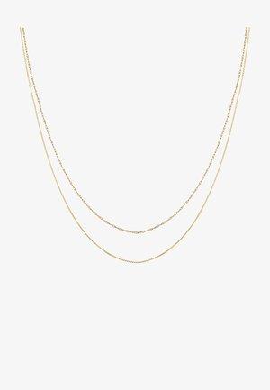 Náhrdelník - gold-colpoured