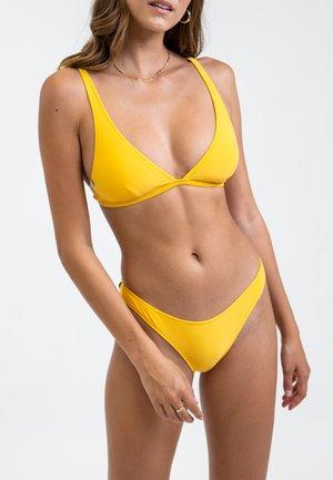 TALL TRI - Haut de bikini - yellow