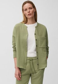 Marc O'Polo - Cardigan - dried sage - 0