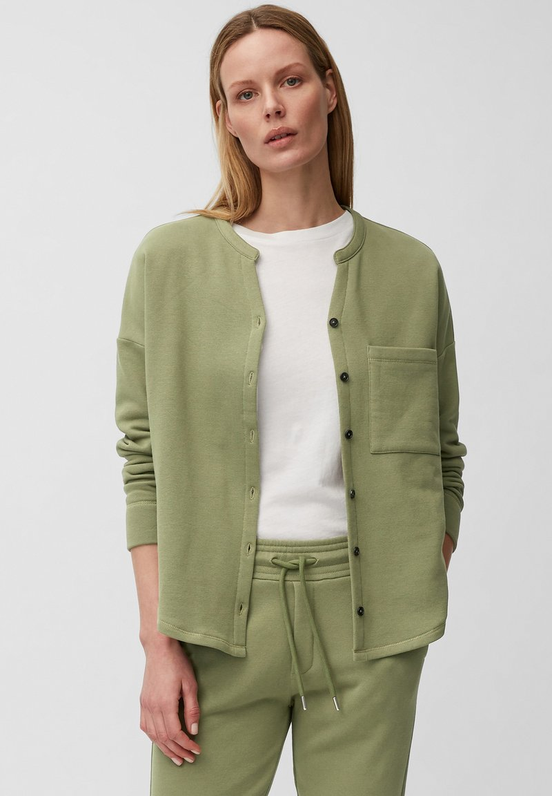 Marc O'Polo - Cardigan - dried sage