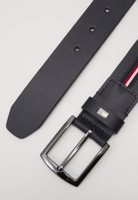 Tommy Hilfiger - DENTON WEBBING INLAY - Belt - blue - 1