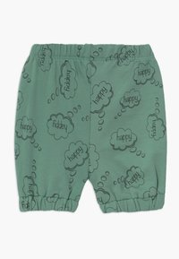 Turtledove - HAPPY THOUGHTS BLOOMERS BABY - Trousers - green - 1