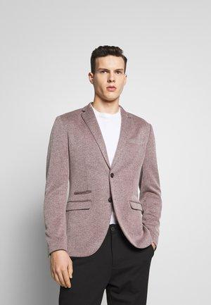 SLHSLIM CODY  - Blazer jacket - red dahlia