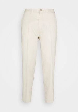 PEPE PANTS - Pantaloni - light sand