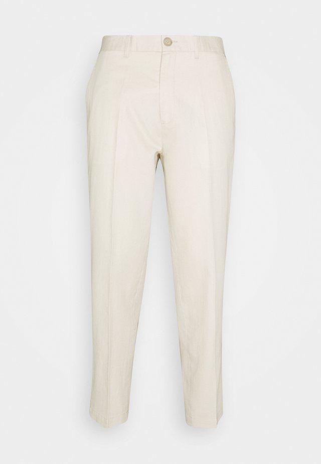 PEPE PANTS - Pantaloni - light sand
