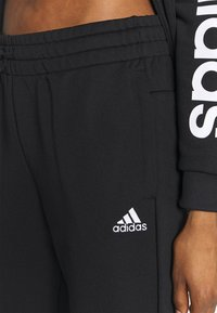 adidas Performance - SET - Trainingspak - black/white - 5