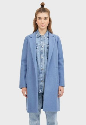 STRICKMANTEL 05899429 - Classic coat - dark blue