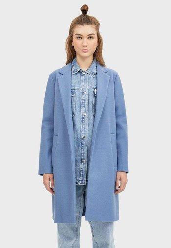 STRICKMANTEL 05899429 - Classic coat - dark blue