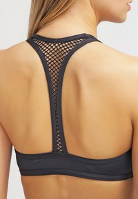 Sunseeker - SET - Bikini - black solid - 4