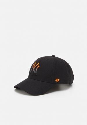 NEW YORK YANKEES MOONEY UNISEX - Cap - black