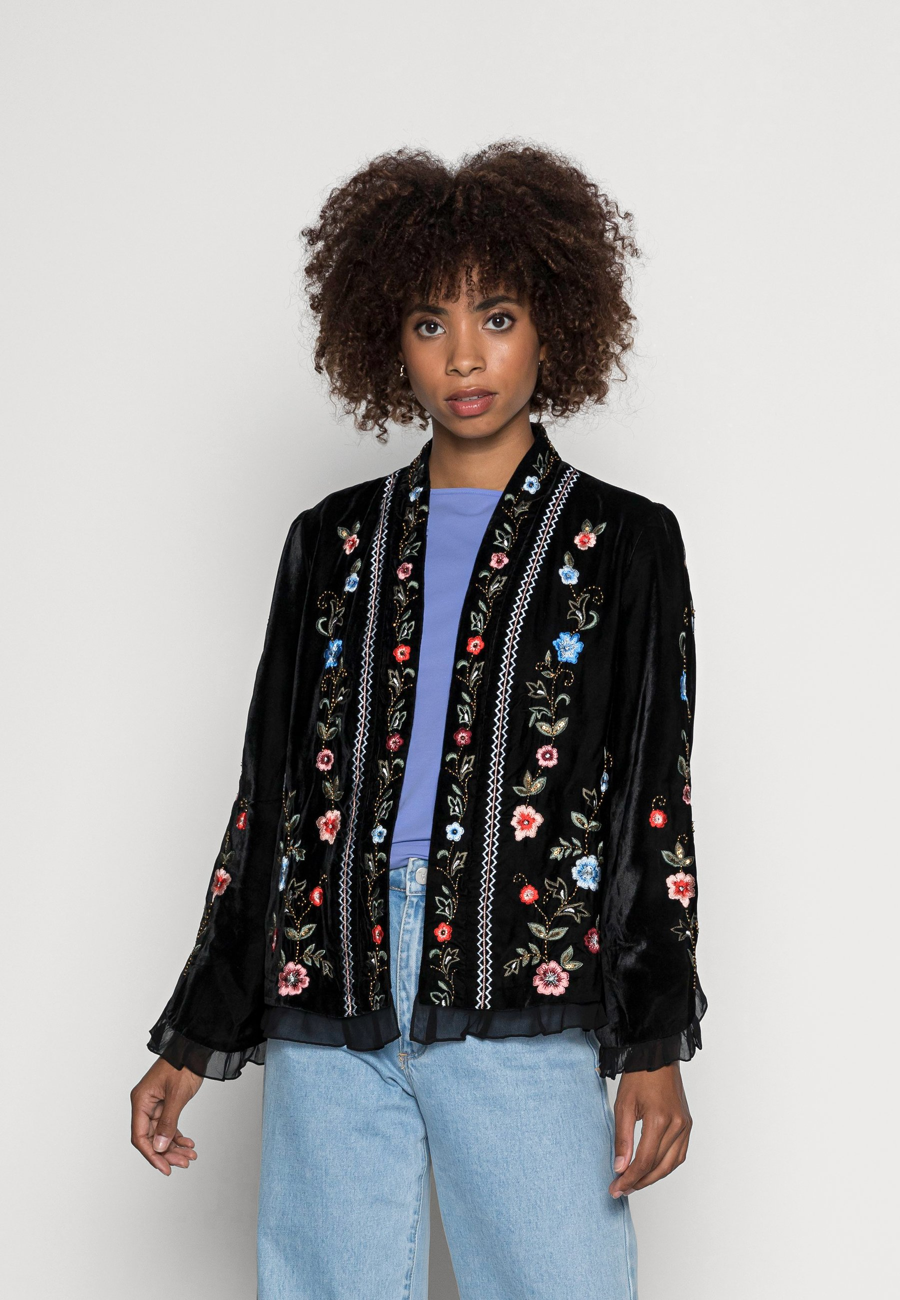 Women ELEGANCE - Summer jacket