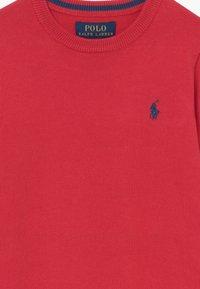 Polo Ralph Lauren - Trui - sunrise red - 3