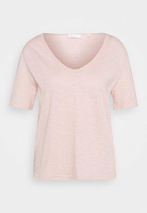 HEAVY SHIRT - T-shirts med print - blush pink