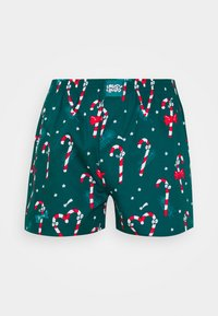 Lousy Livin Underwear - SUGAR STICKS - Boxer shorts - forrest black - 2