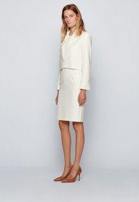BOSS - DACRIBA - Shift dress - natural - 1