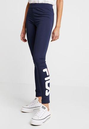 FLEX - Leggings - Trousers - dark blue