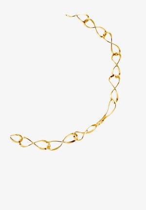 KETTE INFINITY - Náhrdelník - goldfarbend