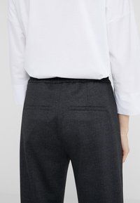 DRYKORN - LEVEL - Trousers - anthracite - 3