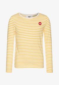 offwhite/yellow