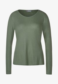 Street One - Long sleeved top - grün - 2