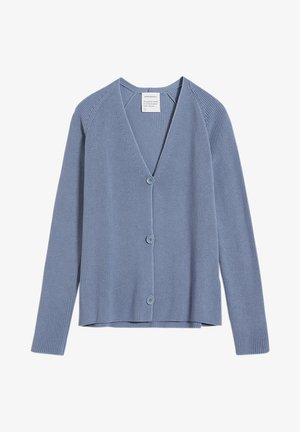 AARIENA - Cardigan - foggy blue