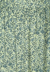 Zizzi - Pleated skirt - light green leaf - 3