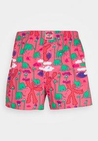 Lousy Livin Underwear - DINOS - Boxer shorts - pink - 0