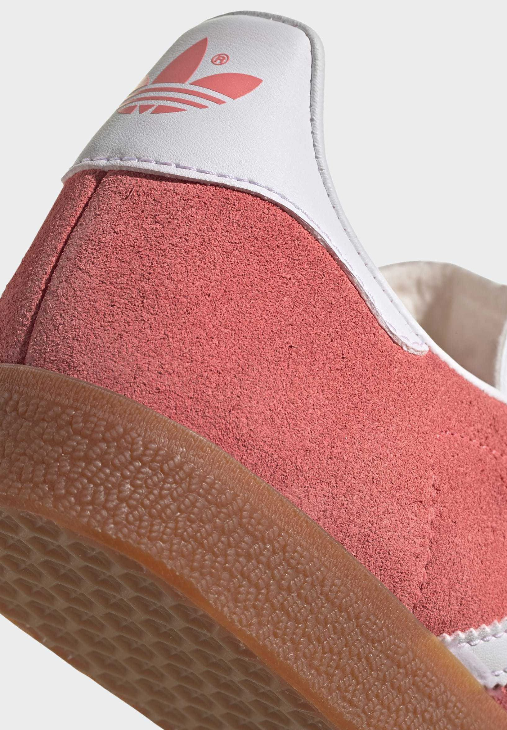 adidas Originals GAZELLE SHOES Sneaker low red/rot