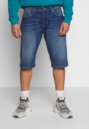 Szorty jeansowe - blue medium wash