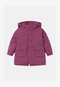 Didriksons - UTTERN KIDS UNISEX - Winter coat - lilac balloon - 0