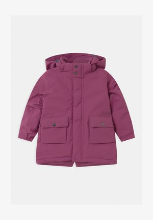 UTTERN KIDS UNISEX - Winter coat - lilac balloon