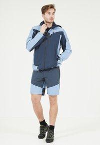 Whistler - Outdoor jacket - 2057  midnight navy - 0