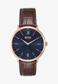 BOSS - Watch - brown/blue - 1