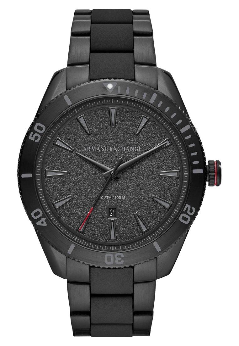 Armani Exchange - Watch - schwarz