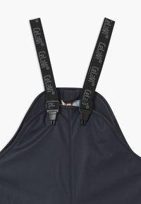 CeLaVi - RAINWEAR  - Rain trousers - dark navy - 3