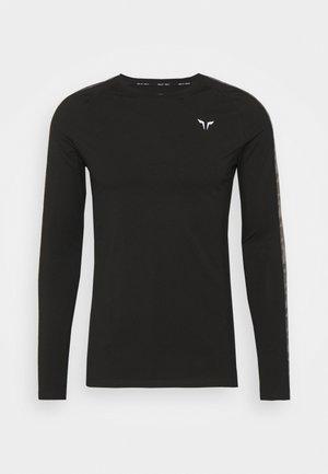 LIMITLESS FULL SLEEVES TEE - T-shirt à manches longues - black
