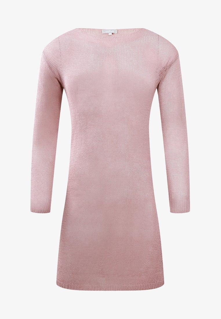 usha Strickpullover - pink/rosa zpBbFU
