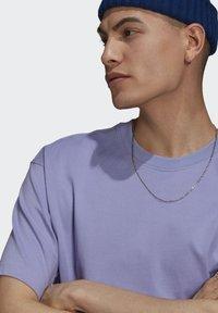 adidas Originals - PREMIUM TEE UNISEX - T-shirts basic - light purple - 3