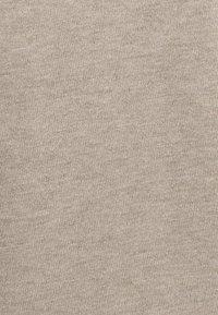 Zign - Strikket kjole - dark brown - 4